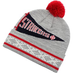 Crooks & Castles - Strikers Pennant Pom Beanie