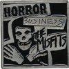 Misfits Horror Business Belt Buckle (Black and Silver Grey)