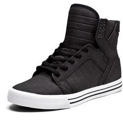 Supra - Mens Skytop High Top Shoes in Black
