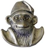 Monkey buckle (Gray)