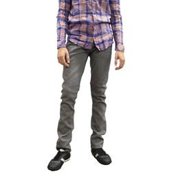 City Riot Raw Guys Denim Jeans in Blue Grey by Insight Clothing