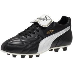 Puma - Mens King Top Di Fg Black/Whit Shoes