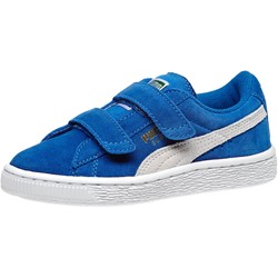 Puma - Youth Suede 2 Straps Shoes