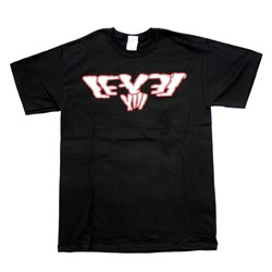 LEVEL XIII - Mens Logo T-shirt in Black