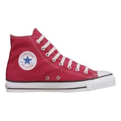 Converse Chuck Taylor All Star Shoes (M9621) Hi Top in Red