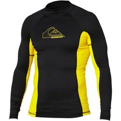 Quiksilver - Mens Dob Ls Long Sleeve Surf T-Shirt