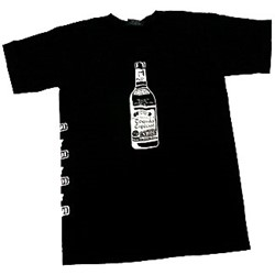 Never Heard of It (NHOI)- Tequila Bottle T-shirt
