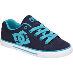 DC- Young Womens Chelsea Tx Lowtop Shoes