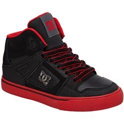 Dc - Boys Spartan Hi Vulcanized Shoe