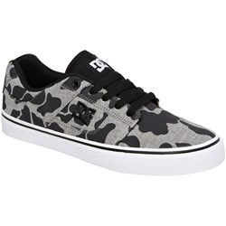 DC- Young Mens Bridge Tx Se Lowtop Shoes