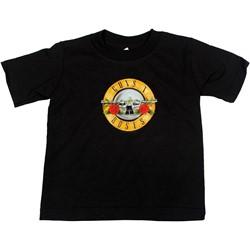 Guns N Roses - Bullet Toddler Babywear In Black