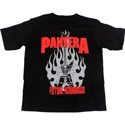 Pantera - Future Headbanger Toddler Tee Babywear In Black