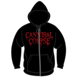 Cannibal Corpse - Eaten Back To Life  Mens Hoodie In Black