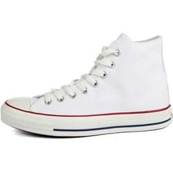 2e5dc276450d Converse. Converse Chuck Taylor All Star Shoes (M7650) Hi Top in Optical  White