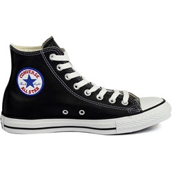 Patatas región Tumba  Converse Chuck Taylor All Star Shoes (1S581) Hi Black Leather
