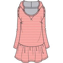 Roxy - Girls Bundled Up Smocked Dress