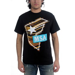 Famous Stars and Straps - Mens Manny Stacks T-Shirt