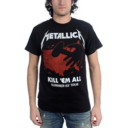 Metallica - Mens Summer '83 T-Shirt