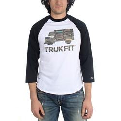 Trukfit - Mens Truk Logo Raglan
