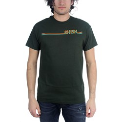 Phish - Roller Adult T-Shirt In Forest