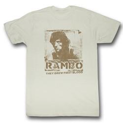 Rambo - Mens Blame T-Shirt