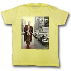 James Dean - Mens Dream T-Shirt in Dream