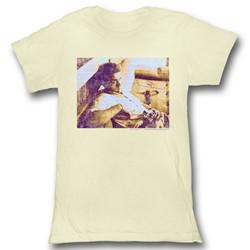 James Dean - Womens Dean T-Shirt in Vintage Heather