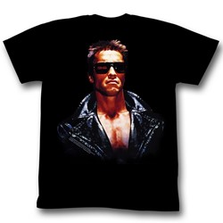 Terminator - Mens This Dude T-Shirt in Black