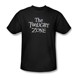 Twilight Zone - Mens Logo T-Shirt In Black