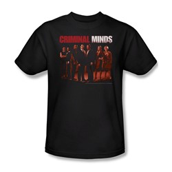 Criminal Minds - Mens The Crew T-Shirt In Black