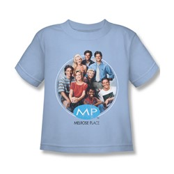 Mp - Little Boys Season 1 Original Cast T-Shirt In Light Blue