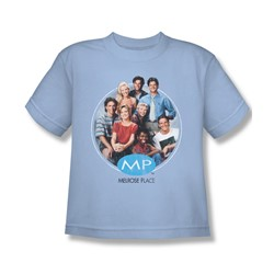 Mp - Big Boys Season 1 Original Cast T-Shirt In Light Blue