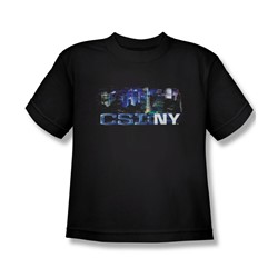 Csi Ny - Big Boys Never Rests T-Shirt In Black
