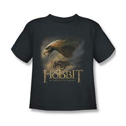 The Hobbit - Little Boys Great Eagle T-Shirt In Charcoal