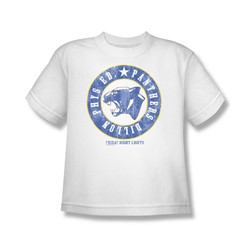 Friday Night Lights - Youth Phys Ed T-Shirt In White