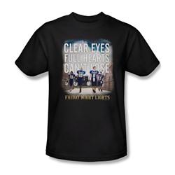 Friday Night Lights - Mens Motivated T-Shirt In Black