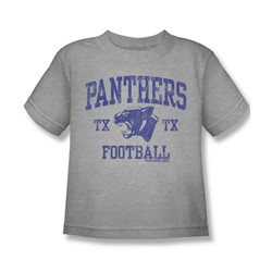 Friday Night Lights - Juvy Panther Arch T-Shirt In Heather