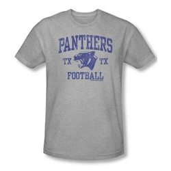 Friday Night Lights - Mens Panther Arch T-Shirt In Heather