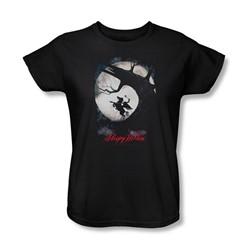 Sleepy Hollow - Womens Poster T-Shirt In Black