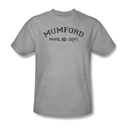 Beverly Hills Cop - Mens Mumford T-Shirt In Heather