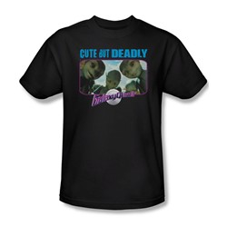 Galaxy Quest - Mens Cute But Deadly T-Shirt In Black