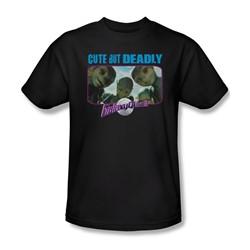 Galaxy Quest - Mens Cute But Deadly T-Shirt In Black