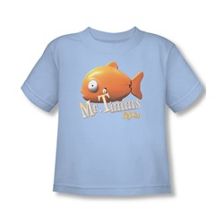 Rango - Toddler Mr Timms T-Shirt In Light Blue