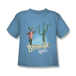 Rango - Little Boys Blend In T-Shirt In Carolina Blue