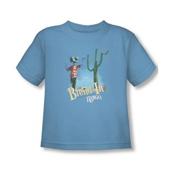 Rango - Toddler Blend In T-Shirt In Carolina Blue