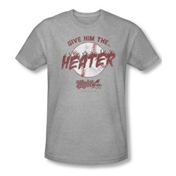 Major League - Mens The Heater T-Shirt In Heather