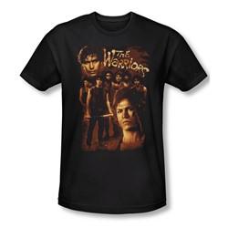 Warriors - Mens 9 Warriors T-Shirt In Black