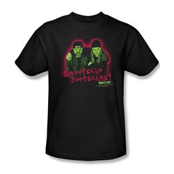 Mallrats - Mens Snootchie Bootchies T-Shirt In Black