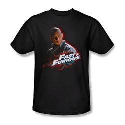 Fast & Furious - Mens Toretto T-Shirt In Black