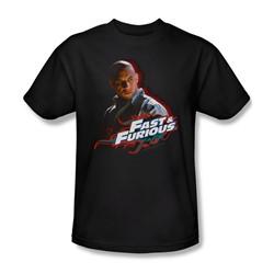 Fast & Furious - Mens Toretto T-Shirt In Black